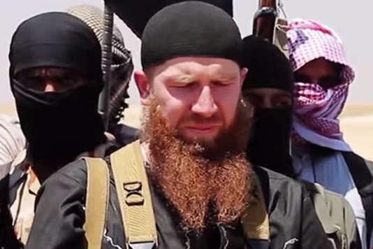 «Omar le Tchétchène», le 3 juillet 2014.