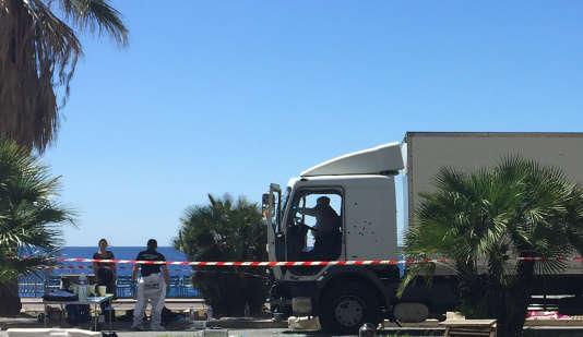 L'attentat au camion, jeudi soir à Nice, a fait 84 morts.