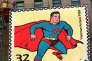A Cleveland (Ohio), le 10 septembre 1998, pour le 60e anniversaire de la création de Superman.