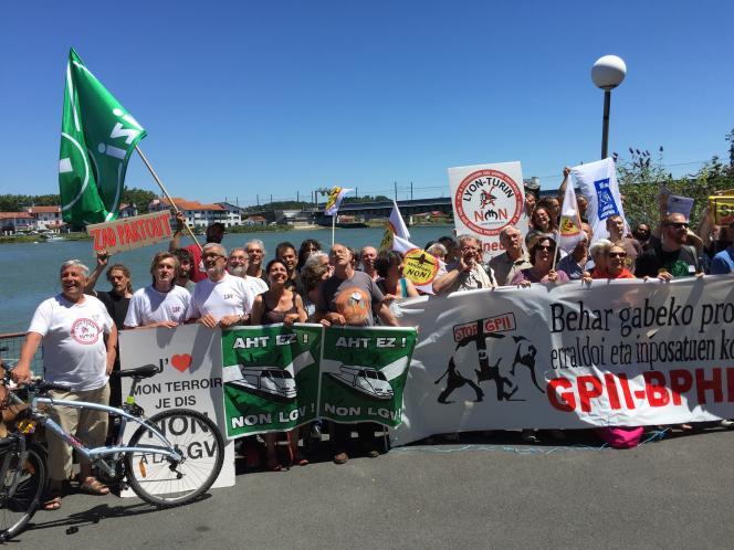 A Bayonne, du 15 au 17 juillet, les militants européens contre les