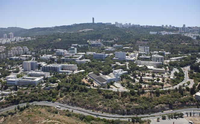 Le Technion compte environ 14 000 étudiants