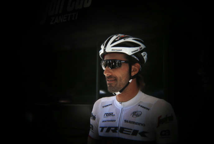 Fabian Cancellara se retire pour préparer les Jeux olympiques.