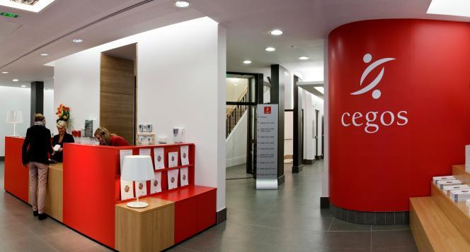Centre de formation Cegos, à Paris 75009.