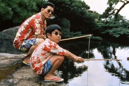 « L'été de Kikujiro», de Takeshi Kitano réalisé en 1999.