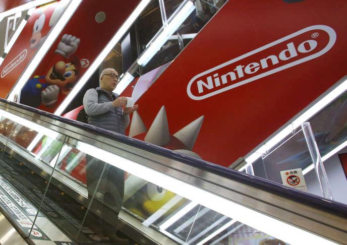 L'action de Nintendo s'est envolée depuis la sortie de «Pokémon Go», dont la société n'est pas directement responsable.