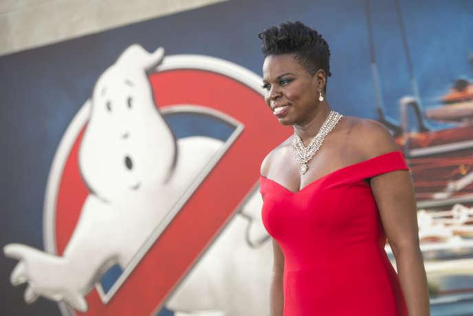 Leslie Jones à l'avant-première du film «SOS Fantômes», de Paul Feig, le 8 juillet, à Los Angeles.
