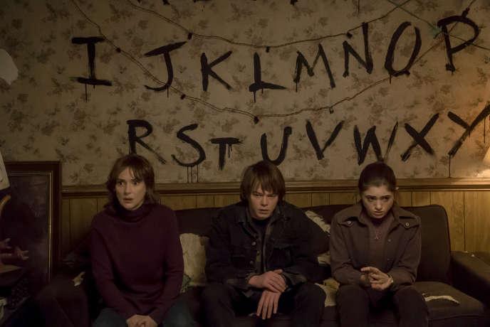 «Stranger Things».