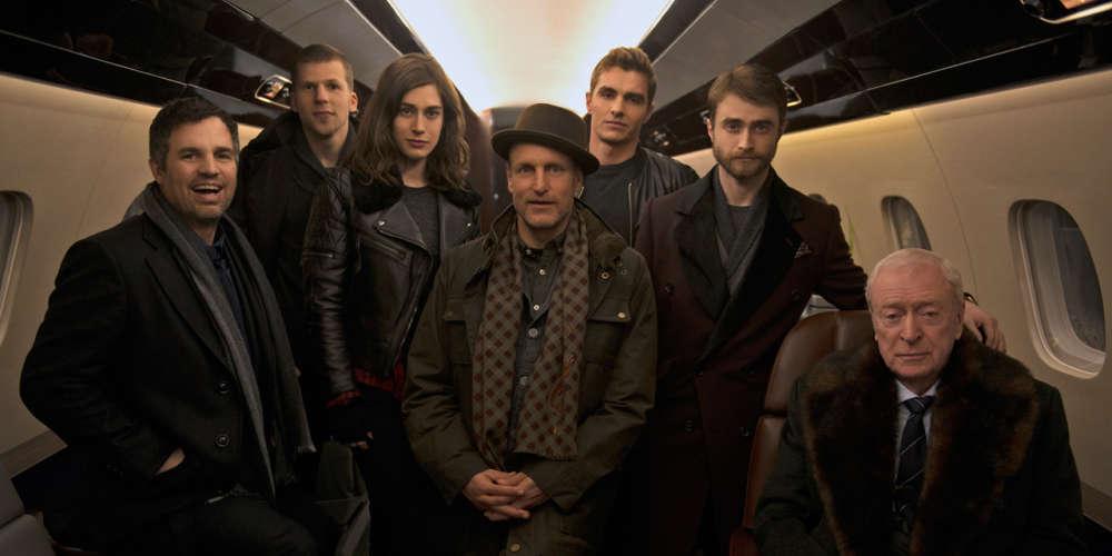 Les journalistes de la rubrique Cinéma du « Monde» n'ont pas pu voir la suite de ce thriller américain mettant en scène quatre magiciens qui doivent cette fois affronter un jeune magnat de la technologie.