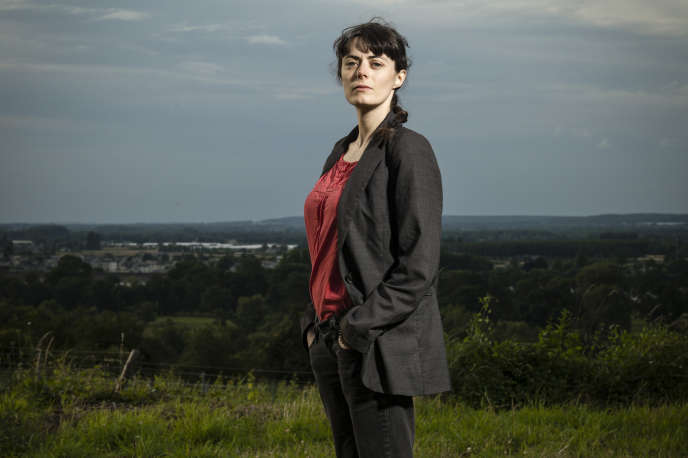 Inès Léraud, productrice à France Culture, le mercredi 29 juin.