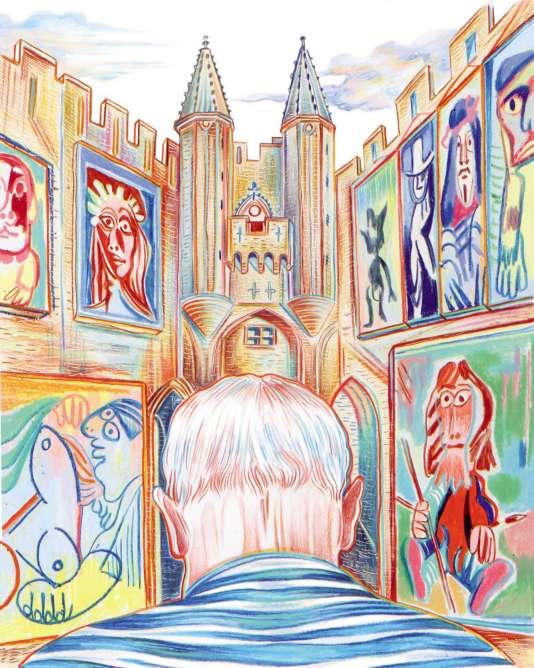 Si Pablo Picasso a été unanimement célébré à sa mort, toute une partie de son œuvre a été dénigrée pendant des années encore.