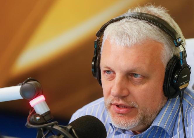 Pavel Cheremet animait également une émission matinale sur la radio en langue russe Vesti.