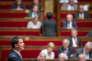 «La difficulté à s'affranchir de l'état d'urgence n'est ni juridique ni sécuritaire mais politique». (Photo : Manuel Valls, Premier ministre, participe au débat parlementaire sur la prolongation de l'état d'urgence, à l'Assemblée nationale, à Paris, mardi 19 juillet).