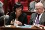 La ministre du travail Myriam El Khomri et Michel Sapin, ministre des finances, le 6juillet 2016, à l'Assemblée nationale.