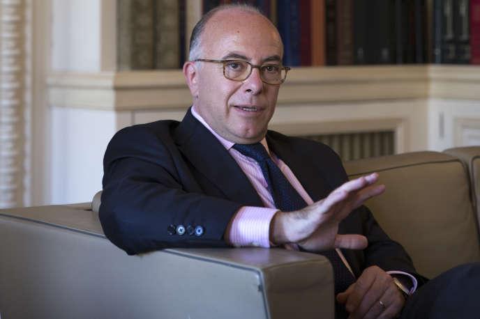 Le ministre de l'intérieur,Bernard Cazeneuve, le 19 juillet.