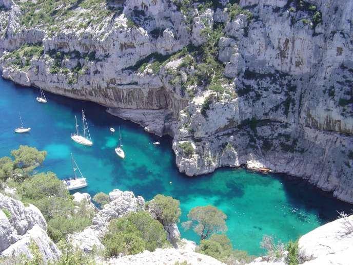Dix Criques Paradisiaques En France Et En Europe