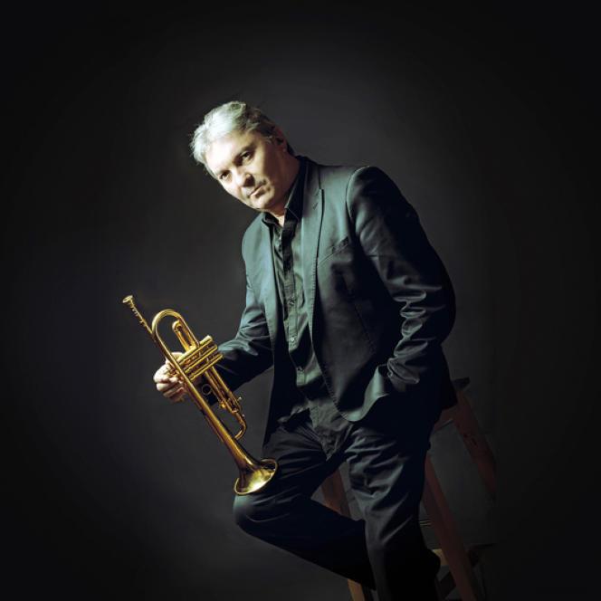 Le trompettiste et compositeur de jazzEric Le Lann.