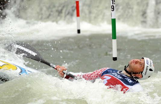 « Mes points forts, ce sontma qualité d'analyse des mouvements d'eau et ma technicité», estime le Français, qui dispute à Rio ses premiers JO.