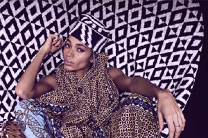 La chanteuse Nneka.