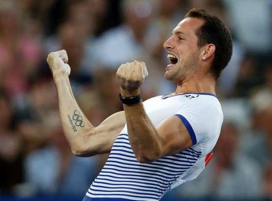 En cas de victoire à la perche, Renaud Lavillenie peut conserver son titre, obtenu à Londres, en 2012.