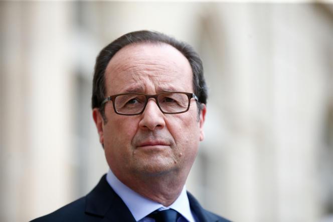 Une garde nationale sera « bâtie à partir des réserves opérationnelles existantes », a annoncé jeudi 28 juillet le chef de l'Etat.