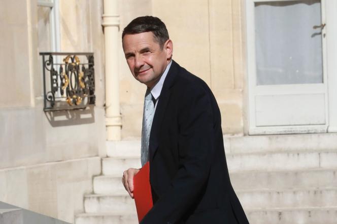 Thierry Mandon, secrétaire d'Etat à l'enseignement supérieur et à la recherche.