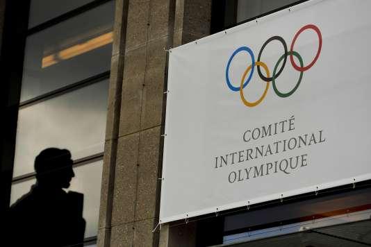 Le siège du CIO à Lausanne.