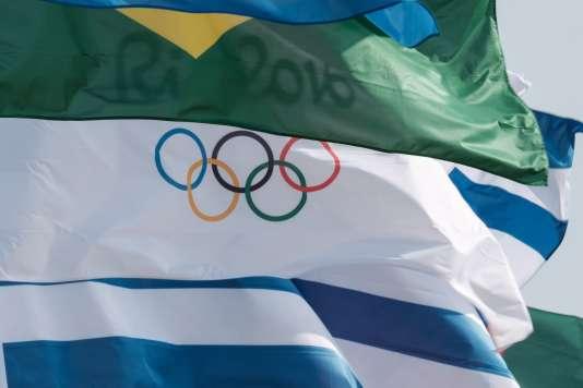 Les Jeux olympiques de Rio se dérouleront du 5 au 21 août.