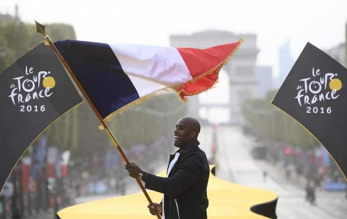 L'octuple champion du monde de judo a été élu pour emmener la délégation tricolore lors de la cérémonie d'ouverture le 5 août.