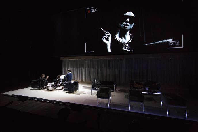 «2666», d'après Roberto Bolano, mis en scène par Julien Gosselin.