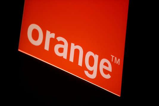 Orange, premier opérateur français, a publié un chiffre d'affaires en hausse de 0,3%, à 20milliards d'euros