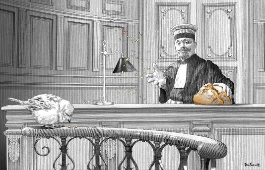 Le juge Magnaud.