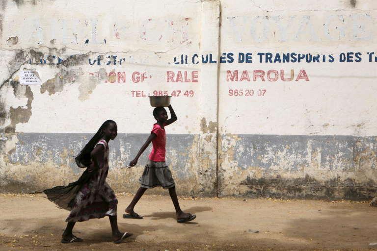 Dans une rue de Maroua, la grande ville du nord du Cameroun.