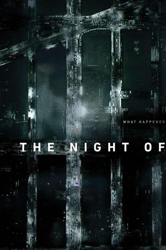 L'affiche de la série de HBO« The Night of»