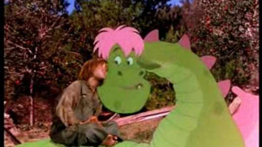 « Peter et Elliott le dragon »