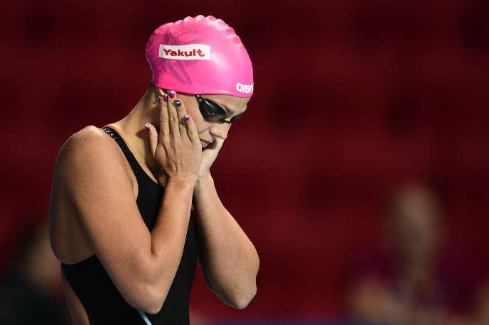 La Russe Ioulia Efimova a fait appel de son exclusion pour dopage par la Fédération internationale de natation, sur la base des critères fixés par le CIO dimanche. D'autres recours pourraient suivre