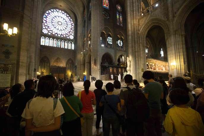 Attentat de Saint-Etienne-du-Rouvray: l'EIcherche à détruire toute coexistence religieuse
