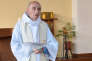 Le prêtre auxiliaire de la paroisse de Saint-Etienne-du-Rouvray (Seine-Maritime),Jacques Hamel, le 11 juin.