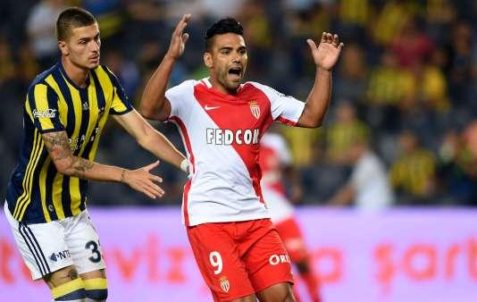 Les partenaires de Radamel Falcao doivent absolument marquer pour espérer se qualifier.