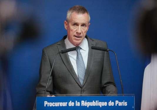 Le procureur de Paris, François Molins.
