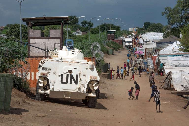 La Minuss, la mission de l'ONU au Soudan du Sud, compte 13 500 hommes dans le pays.