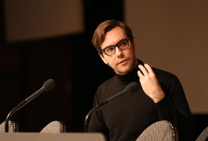 Jacob Appelbaum.