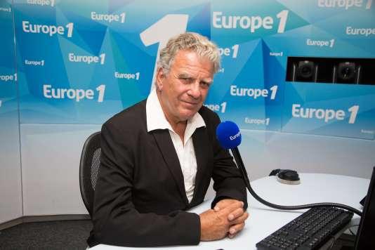 Olivier Duhamel présente« Histoires des présidentielles» sur Europe 1.