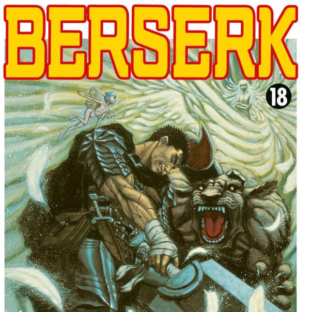 Berserk compte actuellement 38 volumes au Japon.