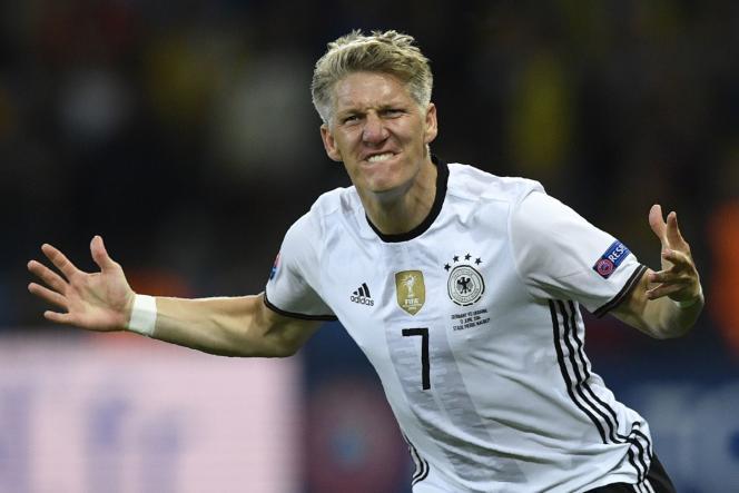 Bastian Schweinsteiger se retire de la sélection allemande.
