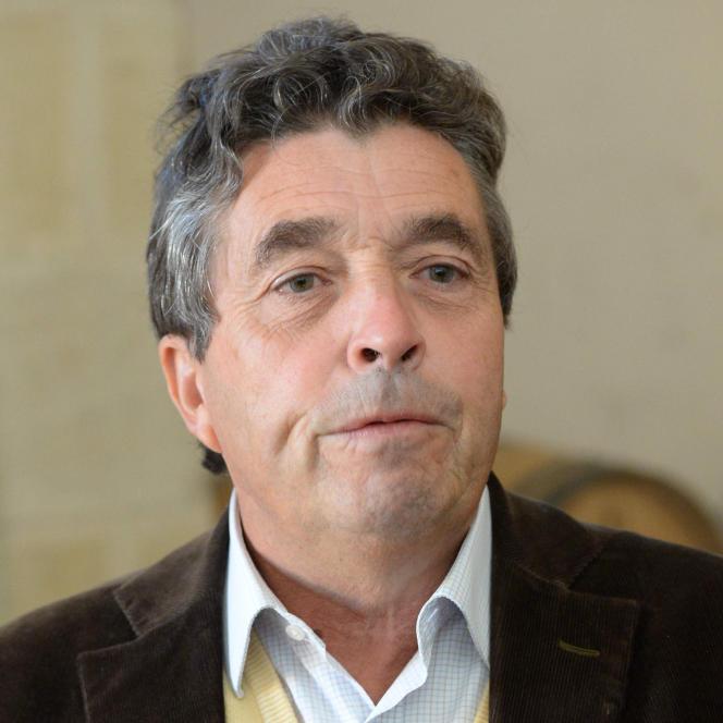 Denis Dubourdieu, le 22 octobre 2014.