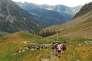 Une colonie de vacances dans la vallée de la Vésubie, dans le parc national du Mercantour, en juillet 2015.