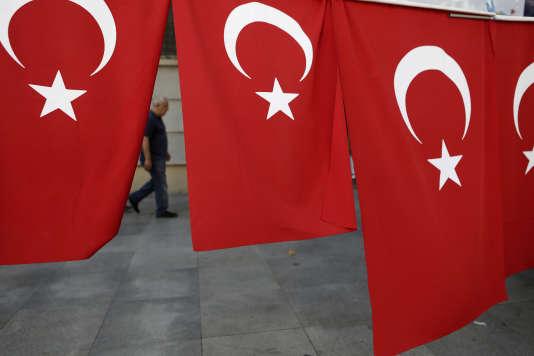 A Istanbul, le 30 juillet.