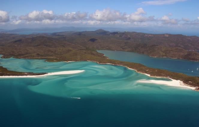 L'Australie se déplace de 7centimètres vers le nord par an en raison des mouvements tectoniques.