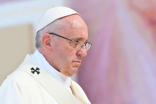 Le pape François considère que «nous vivons dans un moment de destruction de l'homme en tant qu'image de Dieu».