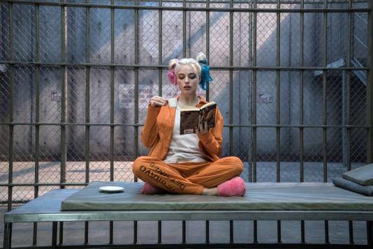 Margot Robbie dans« Suicide Squad», de David Ayer.